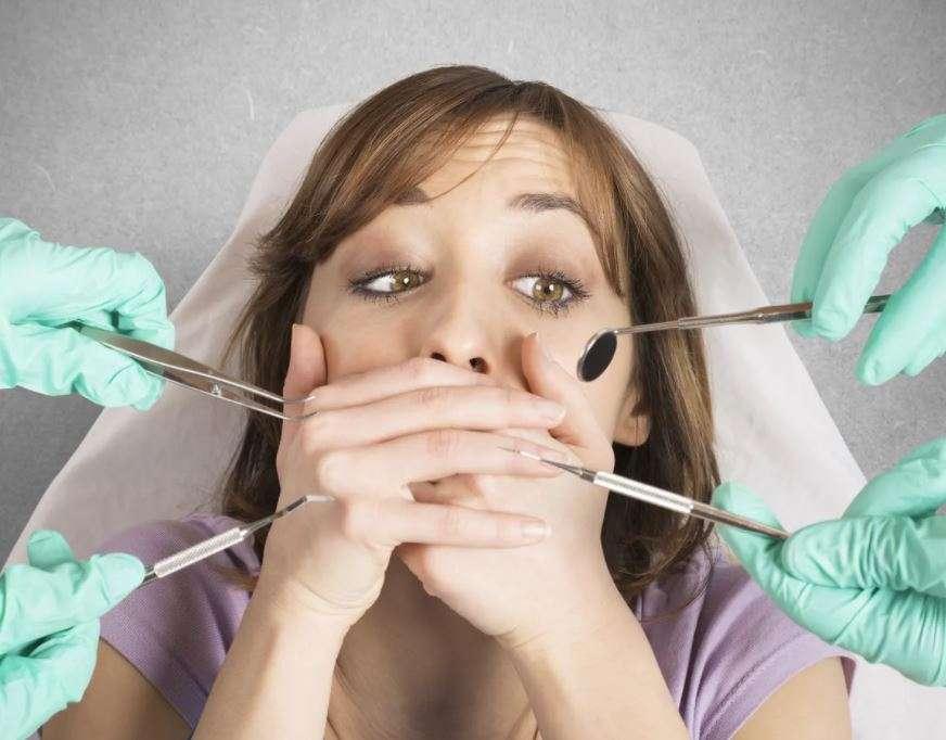 فوبيا طبيب الاسنان