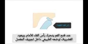 انزلاق مفصل الفك: أسباب، وأعراض، وطرق علاج انزلاق غضروف مفصل الفك