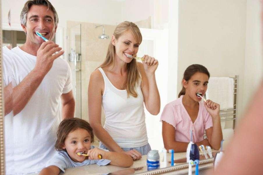 نصائح العناية بالاسنان