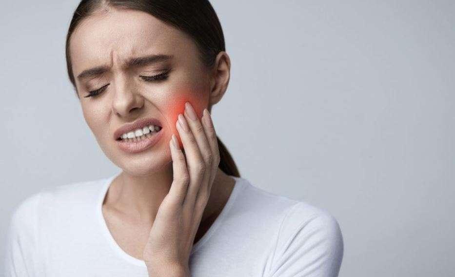 علاج التهاب محيط التاج